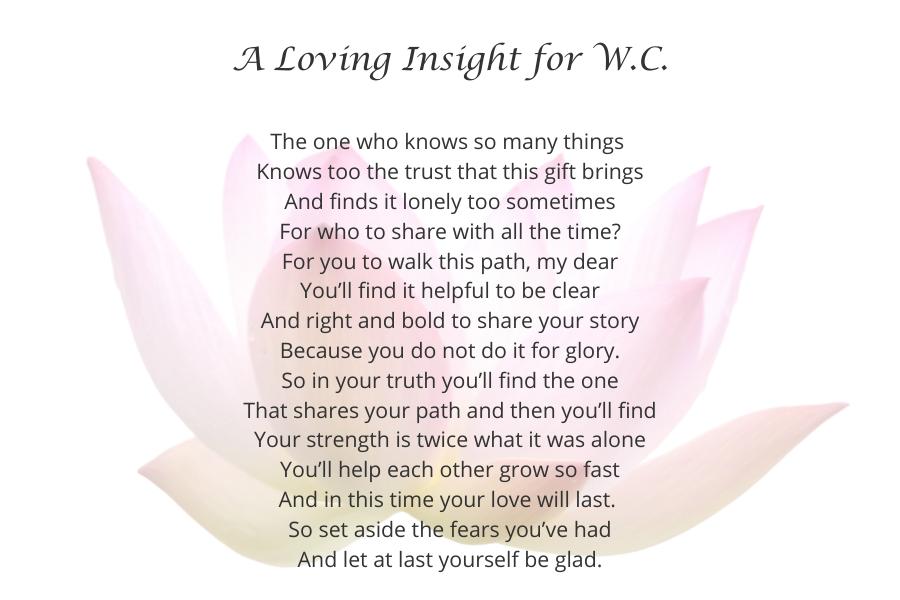 loving insight 1